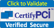 PCI Compliance Seal
